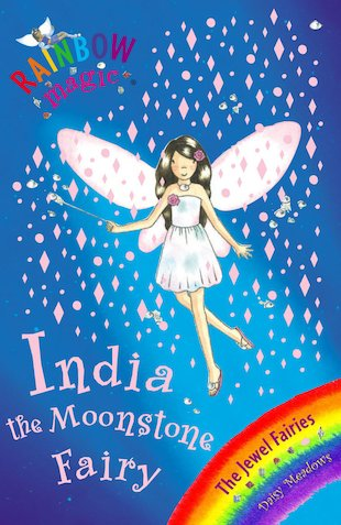India the Moonstone Fairy