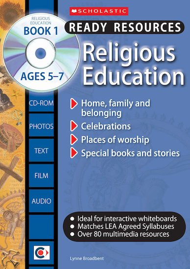 Religious Education Book 1 and CD-ROM