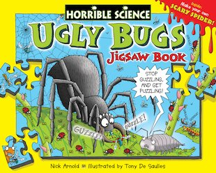 Ugly Bugs Jigsaw Book