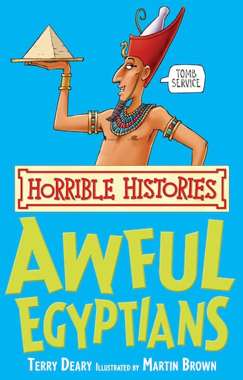 Awful Egyptians (Classic Edition)