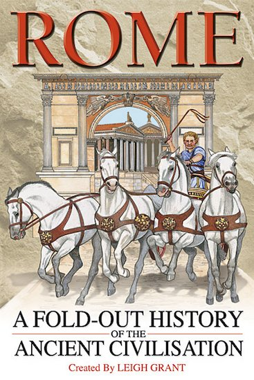 Rome: The Amazing Fold-Out History