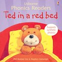 Ted in a Red Bed