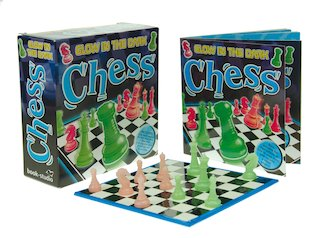 Mini Glow in the Dark Chess