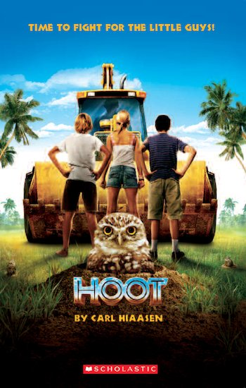 Hoot (Book and CD)