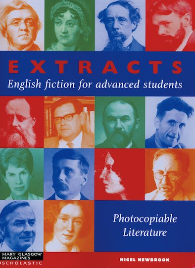 Extracts: English fiction for advanced students