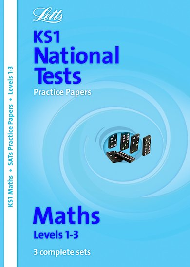 Letts KS1 Practice Papers: Maths