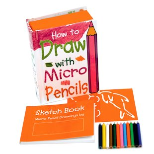 How to Draw with Micro Pencils