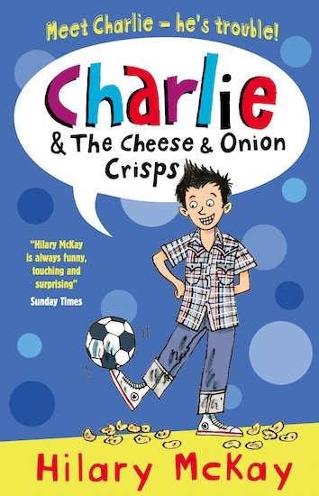 Charlie and the Cheese and Onion Crisps