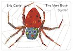 The Very Busy Spider (Board Book)