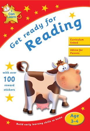 I Can Learn: Get Ready for Reading
