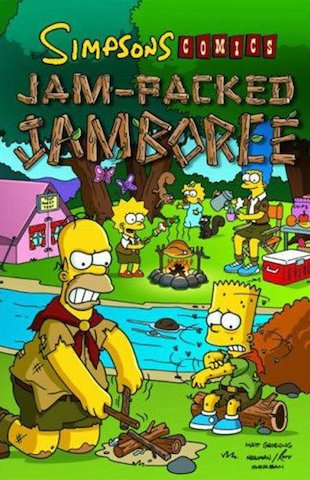 The Simpsons: Jam-Packed Jamboree