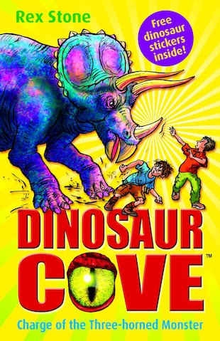 Dinosaur Cove: Charge of the Three-Horned Monster