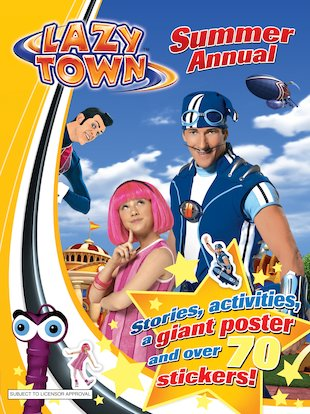 LazyTown Summer Annual
