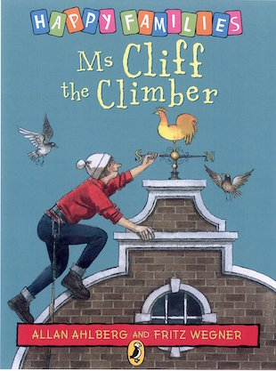 Ms Cliff the Climber