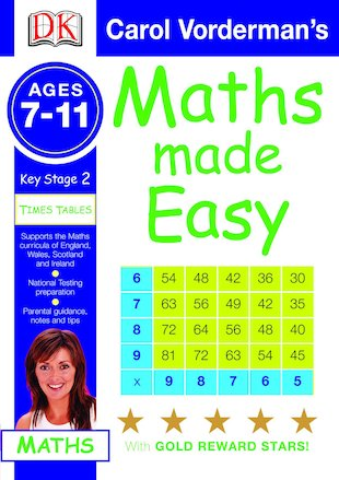 Maths Made Easy: Times Tables (Ages 7-11)