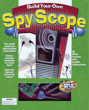Build Your Own Spy Scope