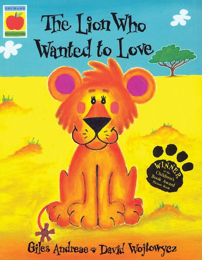 Image result for the lion who wanted to love