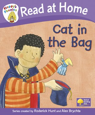 Floppy's Phonics: Cat in a Bag