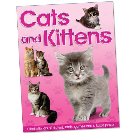 Cats and Kittens Fun Folder