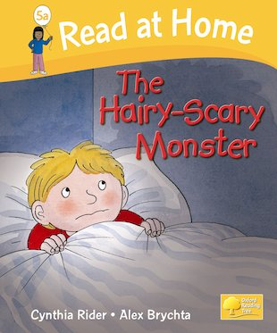 The Hairy-Scary Monster