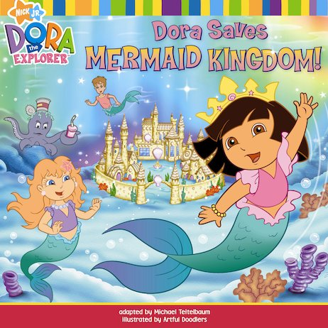 Dora Saves Mermaid Kingdom!