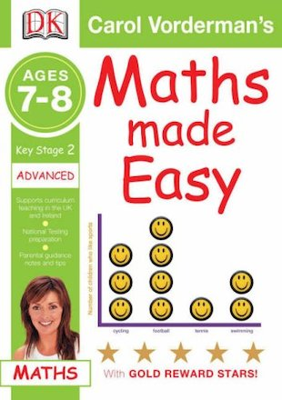 Maths Made Easy: Key Stage 2 Advanced (Ages 7-8)