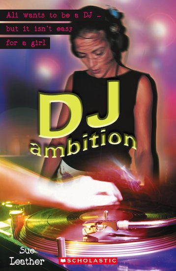 DJ Ambition (Book and CD)