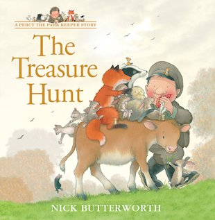 Tales from Percy's Park: The Treasure Hunt