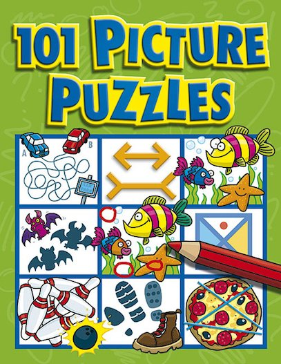 101 Picture Puzzles