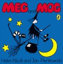 Meg and Mog (Board Book)