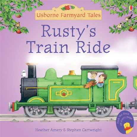 Rusty's Train Ride