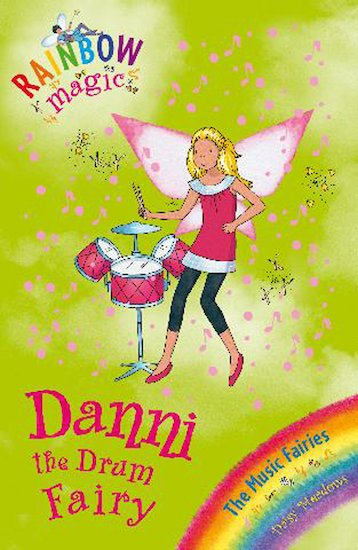 Danni the Drum Fairy