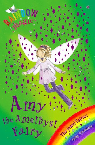 Amy the Amethyst Fairy