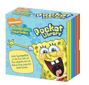 SpongeBob Pocket Library