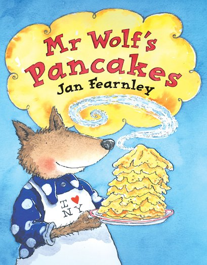 Mr Wolfs Pancakes Scholastic Shop