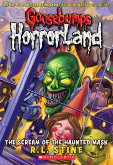 HorrorLand: The Scream of the Haunted Mask