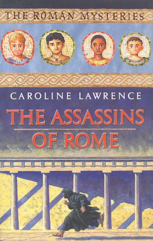 Roman Mysteries -The Assassins of Rome