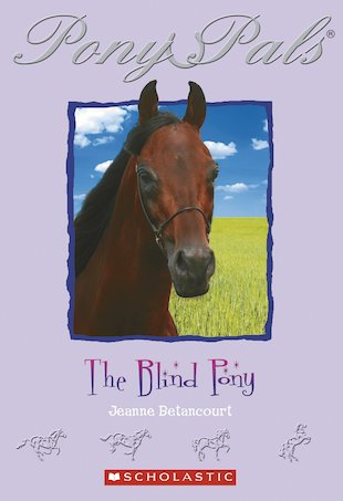Pony Pals: The Blind Pony