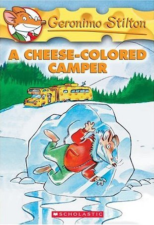 A Cheese-Coloured Camper