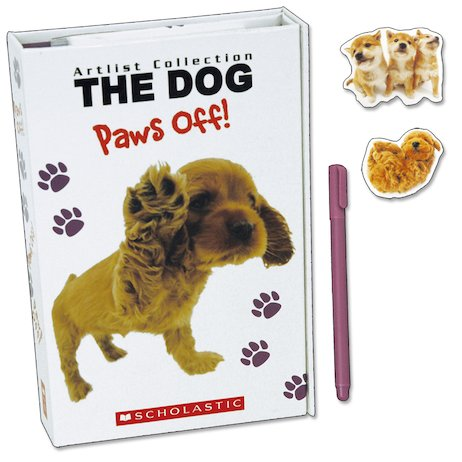 The Dog: Paws Off! Planner
