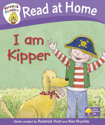 Floppy's Phonics: I am Kipper