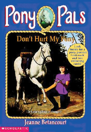 Don't Hurt My Pony