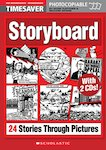 Storyboard: 24 Stories Through Pictures (with CDs)