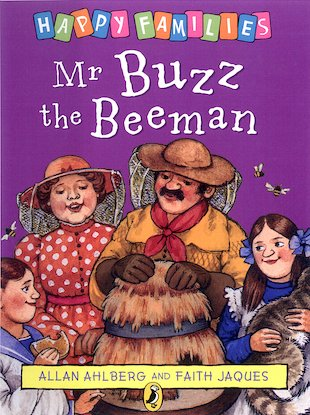 Mr Buzz the Beeman