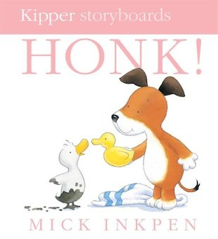 Kipper Storyboards: Honk!