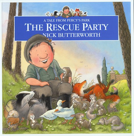 Tales from Percy's Park: The Rescue Party