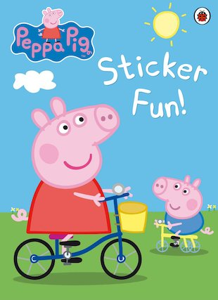 Peppa Pig Sticker Fun!