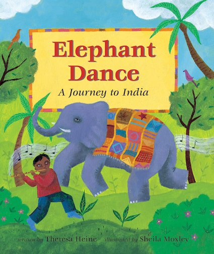 Elephant Dance: A Journey to India