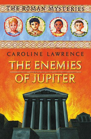 Roman Mysteries -The Enemies of Jupiter