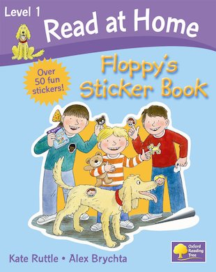 Floppy's Sticker Book